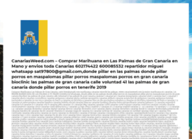 Canariasweed.com thumbnail