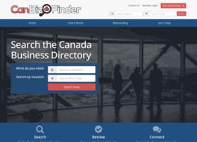 Canbizfinder.ca thumbnail