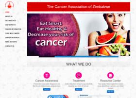 Cancerzimbabwe.org thumbnail
