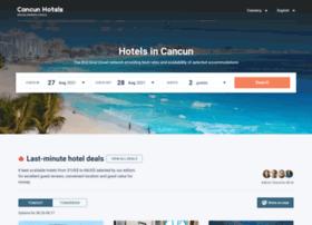 Cancun-hotels.org thumbnail