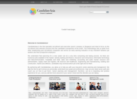 Candidateasia.com thumbnail