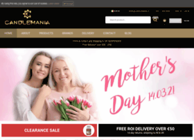 Candlemania.ie thumbnail
