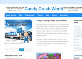 Candycrushworld.com thumbnail