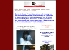 Caninecrusadersllc.com thumbnail