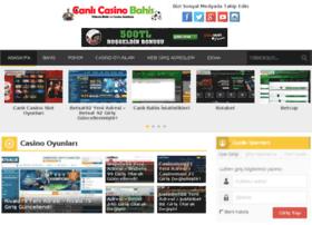 Canlicasinobahis.info thumbnail