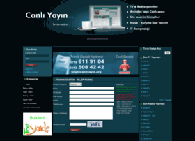 Canliyayin.org thumbnail