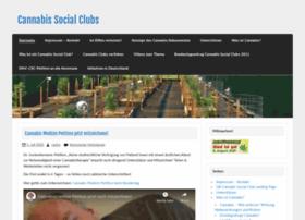 Cannabis-clubs.de thumbnail
