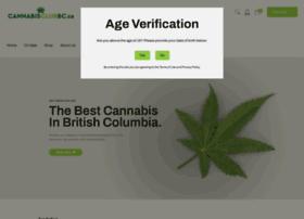 Cannabisclubbc.ca thumbnail