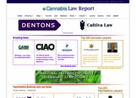 Cannabislaw.report thumbnail
