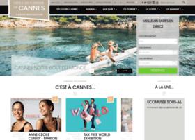 Cannes.travel thumbnail