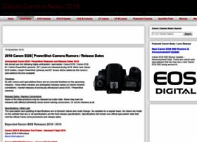 Canoncameranews-capetown.info thumbnail