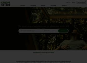 Canopyandstars.co.uk thumbnail