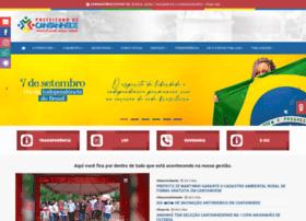 Cantanhede.ma.gov.br thumbnail