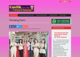 Cantiksalonbali.co.id thumbnail