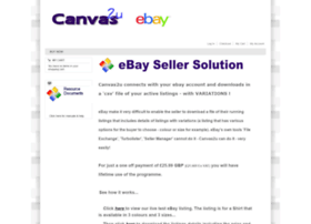 Canvas2u.co.uk thumbnail