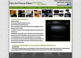 Canvasprintsfactory.com thumbnail