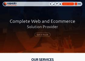 Capacitywebsolutions.com thumbnail