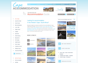 Cape-accommodation.co.za thumbnail