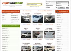 Capeautoguide.co.za thumbnail