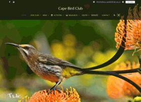 Capebirdclub.org.za thumbnail