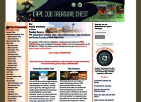 Capecodtreasurechest.com thumbnail