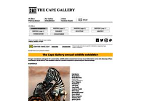 Capegallery.co.za thumbnail