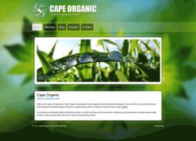 Capeorganic.co.za thumbnail