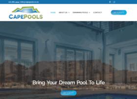 Capepools.co.za thumbnail