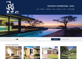 Caperealty.co.za thumbnail