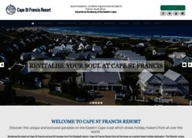 Capestfrancis.co.za thumbnail