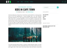 Capetownkids.co.za thumbnail