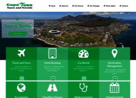 Capetowntravelntours.co.za thumbnail
