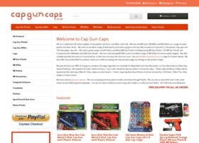 Capguncaps.co.uk thumbnail