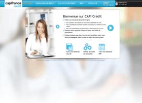 Capi-credit.fr thumbnail