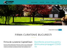 Capitalclean.ro thumbnail