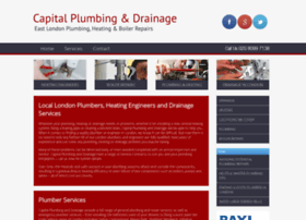 Capitalplumbinganddrainage.co.uk thumbnail