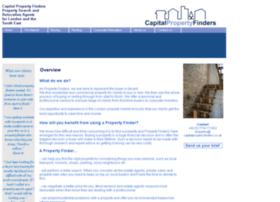 Capitalpropertyfinders.co.uk thumbnail
