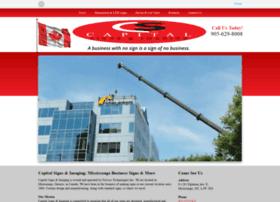 Capitalsigns.ca thumbnail