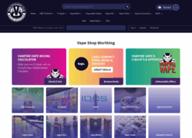 Capitalvapes.co.uk thumbnail
