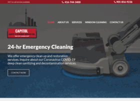 Capitolcleaningservices.ca thumbnail