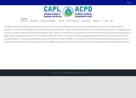 Capl-acpd.org thumbnail