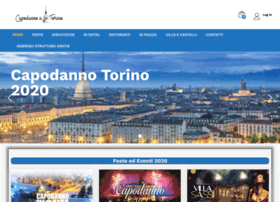 Capodannotorino.it thumbnail