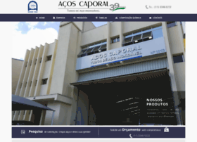 Caporal.com.br thumbnail