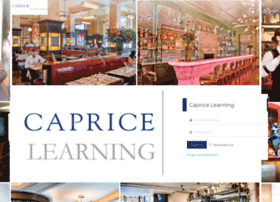 Caprice-learning.co.uk thumbnail