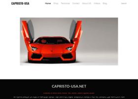 Capristo-usa.net thumbnail