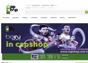 Capshop.com.tn thumbnail