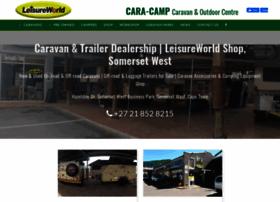 Cara-camp.co.za thumbnail
