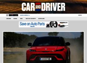 Caranddriver.com thumbnail
