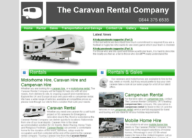 Caravanrentalcompany.co.uk thumbnail