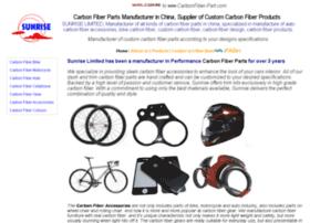 Carbonfiber-part.com thumbnail